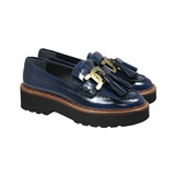 MOCASSIN CHAINED D.BLAUW (1)